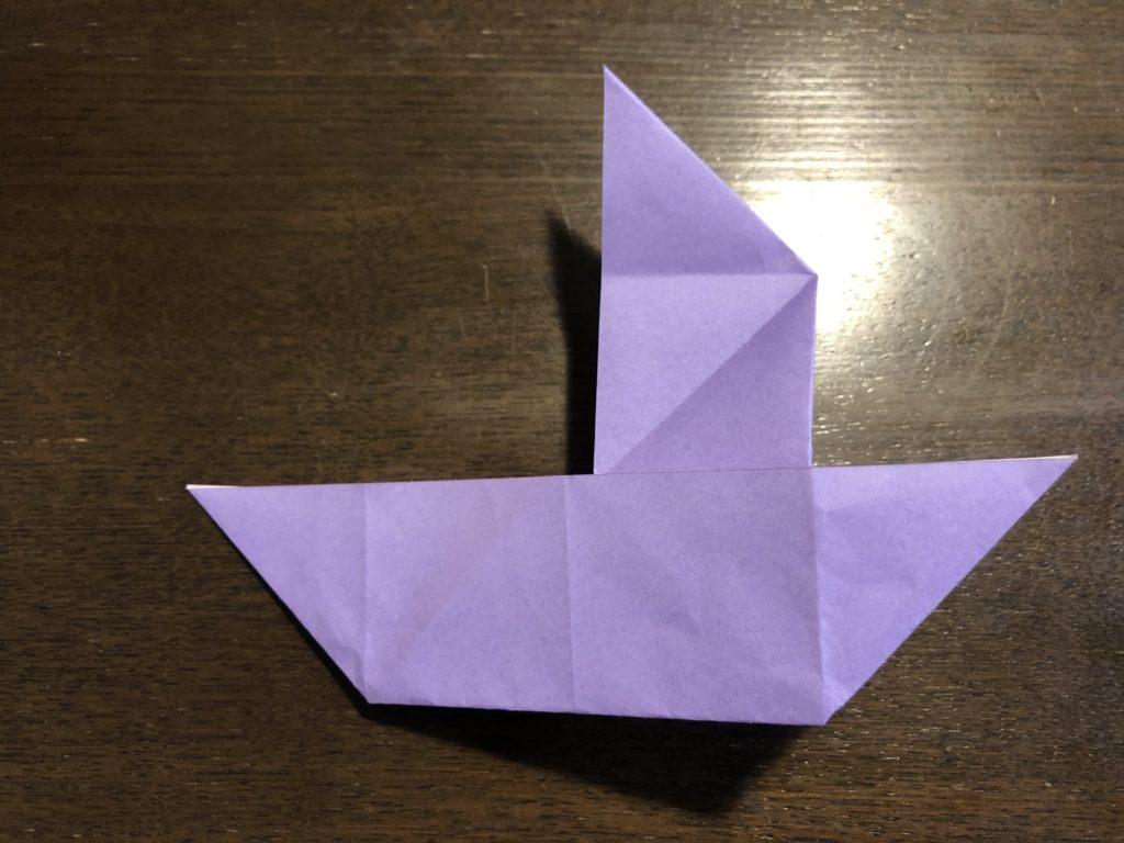 折り紙_だまし船